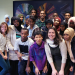 Students at Wellstone International High School